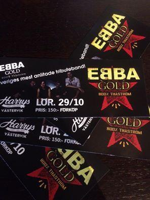 Ebba Gold Harrys 29 okt